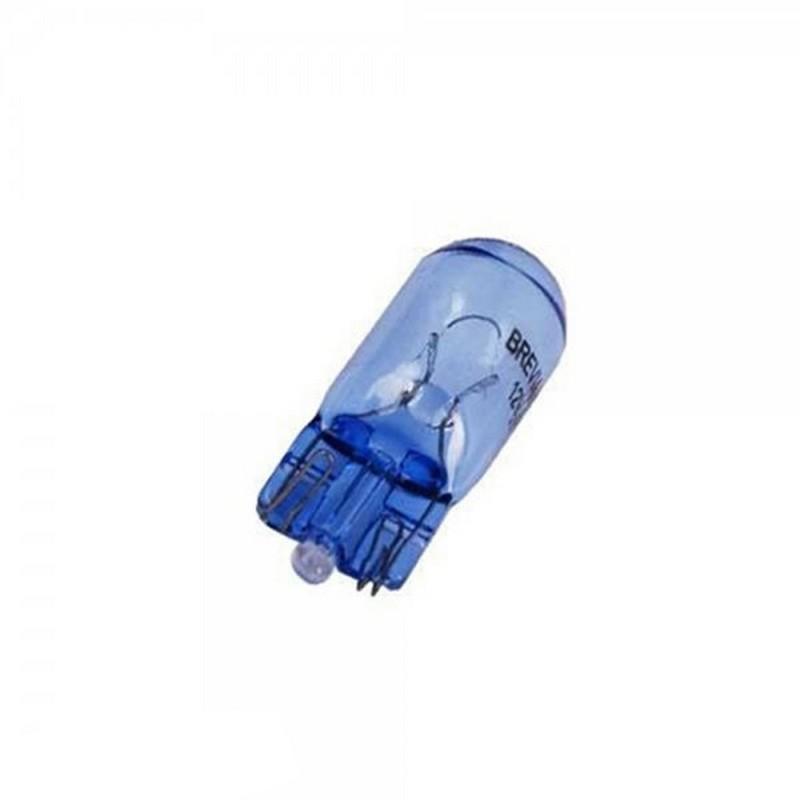 Лампа накаливания BREVIA W5W 12V 5W W2.1x9.5d Power Blue CP (12328C)