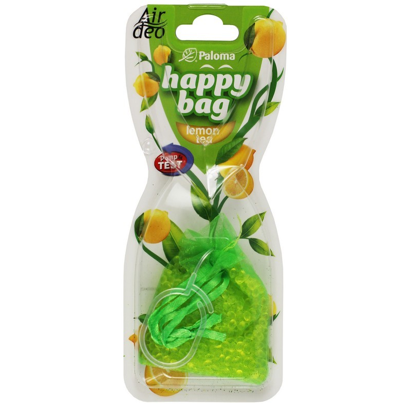 Ароматизатор Paloma Happy Bag Lemon Tea Лимонный чай