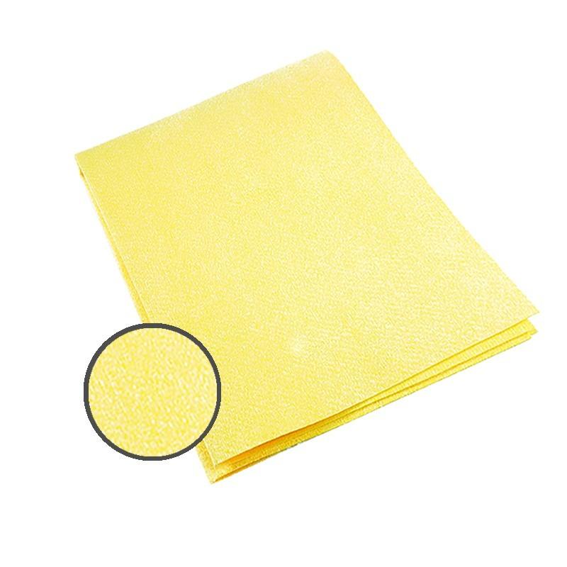Тряпка для авто NOWAX NX63451 проф. 40x50см (жёлтая)