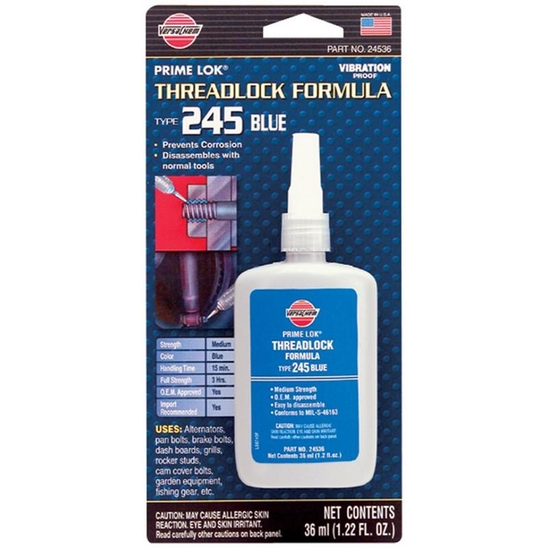 Резьбовой герметик Versachem Threadlock Blue 36 мл (24536)