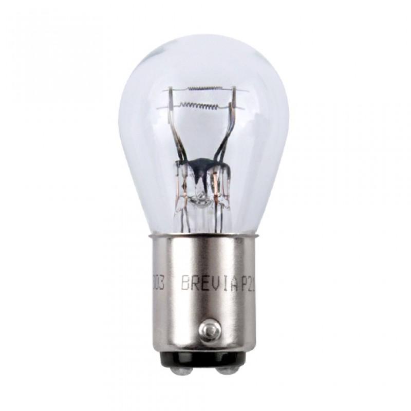 Галогенная лампа BREVIA P21/5W 24V 5W 24303C