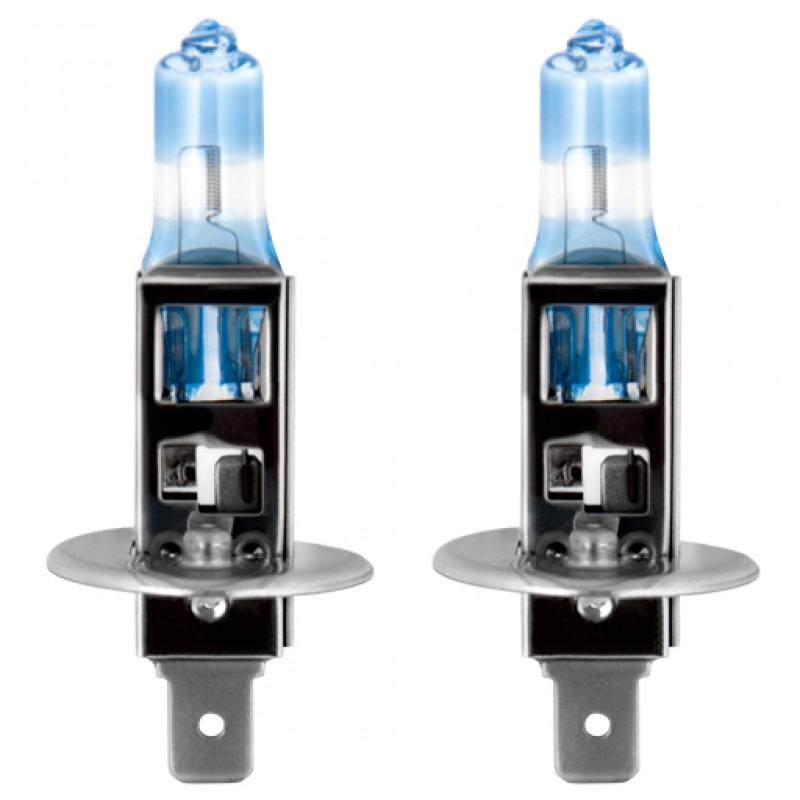 Галогеновые лампы BREVIA H1 MAX POWER +100% 12010MPS