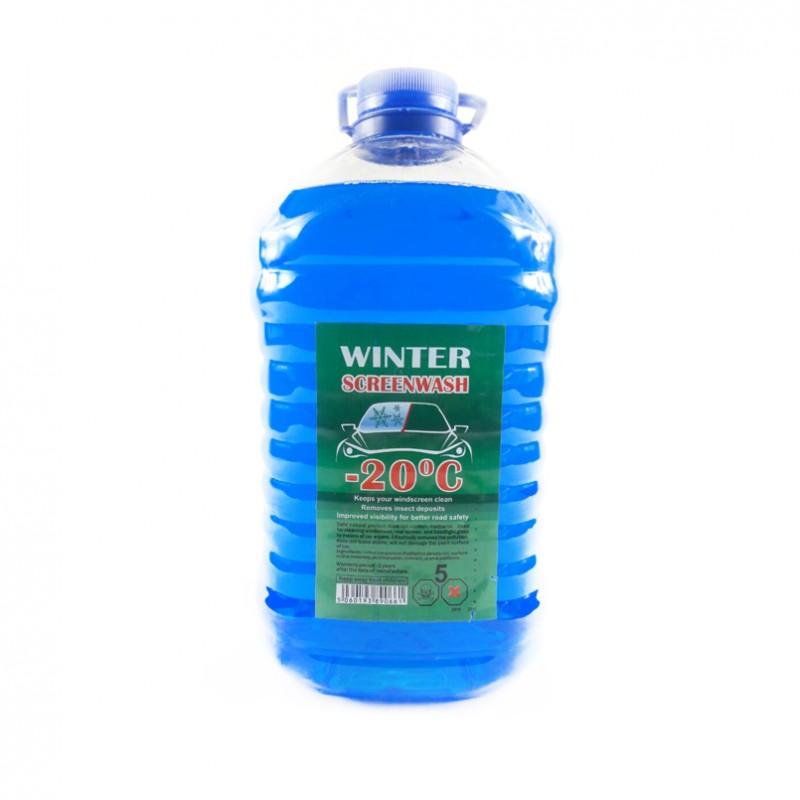 Омыватель стекла Winter 5 l (-20) Море