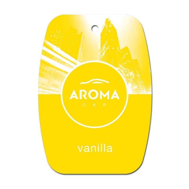 Ароматизатор Aroma Car City Vanilla Ваниль