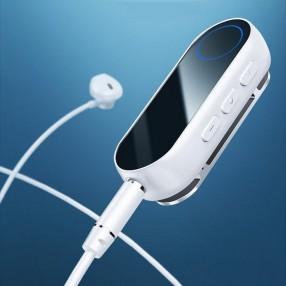 Беспроводной адаптер для наушников Baseus BA02 Wireless Adapter Белый (NGBA02-02)