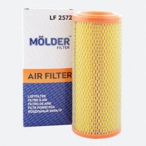 Фильтр воздушный MOLDER LF2572 (аналог WA6732/LX2682/C1189)
