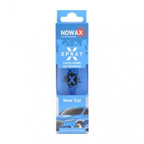 Ароматизатор New Car 50мл с распылителем NOWAX X Spray (NX07598)