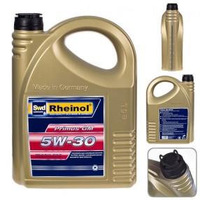 Моторное масло Rheinol Primus GM 5W-30(3*5L)