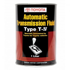 Трансмиссионное масло Toyota ATF TYPE T-4 1 литр 08886-81016