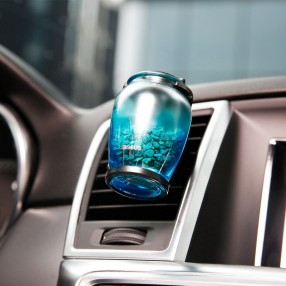 Ароматизатор Baseus Zeolite Car Fragrance blue (20799Bl)