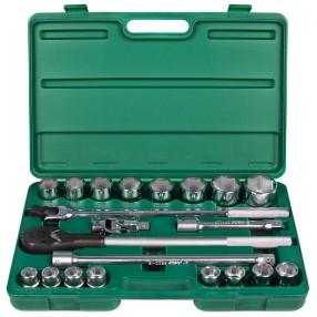 Набор инструментов Hans с торцевыми головками 19-50 мм 3/4 дюйма (6621MB)