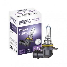 Галогеновая лампа HIR2 9012 12V 55W PX22d Power +30% CP