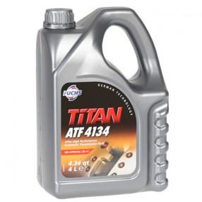 Трансмиссионное масло Fuchs Titan ATF 4134 4 литра 600684099