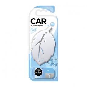 Ароматизатор на зеркало Aroma Car Leaf 3D Ice Лед (83127)