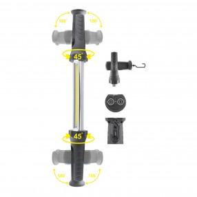 Лампа инсп. проф.Brevia LED 60см, 8W COB, 800lm, 2200mAh, Power Bank