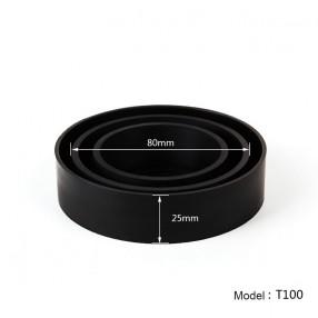 Пыльники CARLAMP R-T100 (100x25мм)