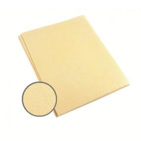 Тряпка для авто NOWAX NX65451 проф. 40x50см (Искусственная замша жёлтая)