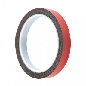 Скотч двусторонний SOLAR (DS1152) черный PE 2м x 15мм