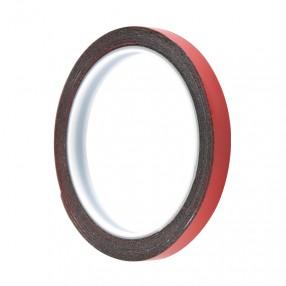 Скотч двусторонний SOLAR (DS1102) черный PE 2м x 10мм
