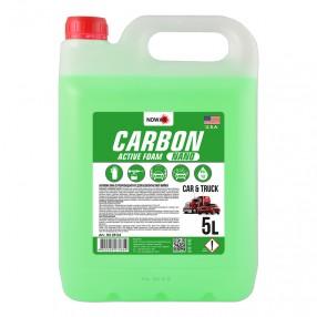 Активная пена NOWAX 5 л Carbon Active Foam Nano для бесконтактной мойки (NX05134)
