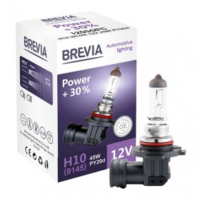 H10 (9145) 12V 45W PY20d Power +30% CP