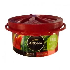 Ароматизатор Aroma Car Organic WATERMELON Арбуз (92990)