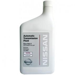 Трансмиссионное масло Nissan ATF MATIC-D 0.946 литра 999MP-AA100-P