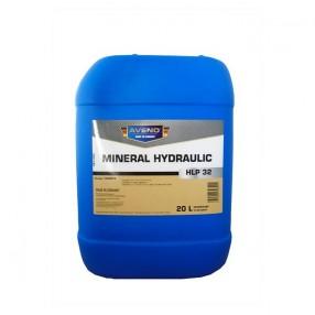 Минеральное гидравлическое масло Aveno Mineral Hydraulic HLP 32 20 литров