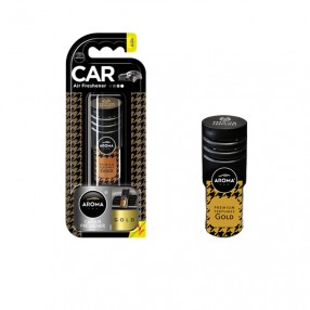 Ароматизатор Aroma Car Prestige Vent Gold (83202)