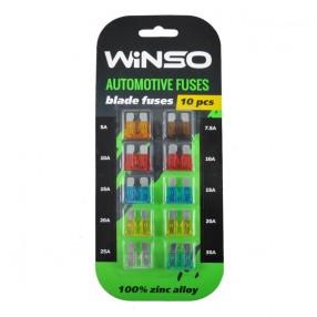 Предохранители стандарт Winso 10 шт