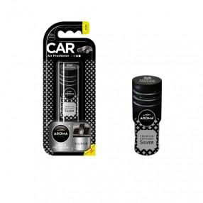 Ароматизатор Aroma Car Prestige Vent Silver (83203)