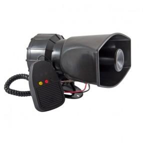 Сирена электронная 3 тональная СОНАР с микрофоном SAZ-55