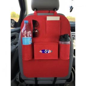 Органайзер на спинку сидения RG красный (347233)