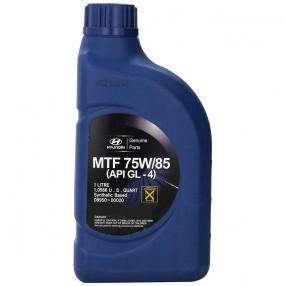 Трансмиссионное масло Mobis Hyundai MTF 75W-85 GL-4 1 литр 04300-00140