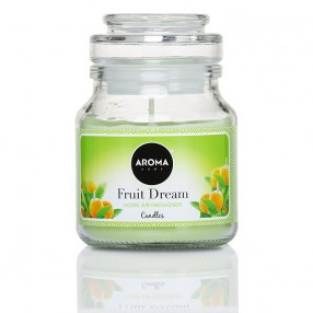 Ароматизатор Aroma Home Candles FRUIT DREAM (130g) Фруктовая мечта