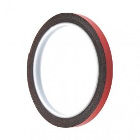 Скотч двусторонний SOLAR (DS1082) черный PE 2м x 8мм