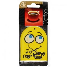 Ароматизатор подвесной Paloma Gold Coffee Кофе (9343)