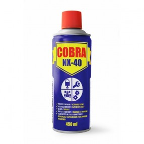 Универсальный аэрозоль (спрей) Cobra NX-40 450мл NX45400