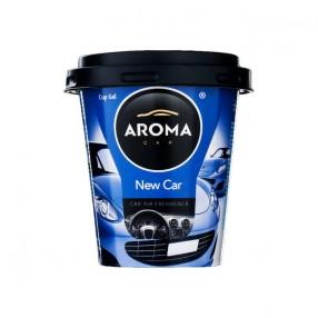 Ароматизатор Aroma Car Cup Gel New Car