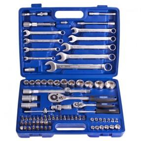 Универсальный набор инструментов Werker 82 предмета UN-1082П (3)