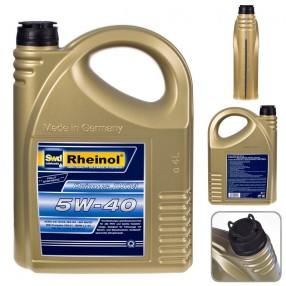 Моторное масло Rheinol Primus DXM 5W-40(4*4L)