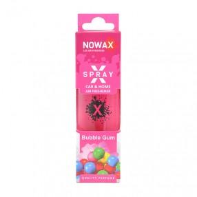 Ароматизатор Bubble Gum 50мл с распылителем NOWAX X Spray (NX07594)