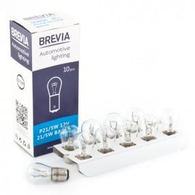Галогеновая лампа Brevia P21/5W 12V 21/5W 12303C