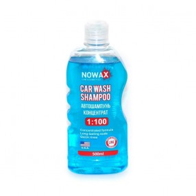 Автошампунь концентрат NOWAX (NX00500) Car Wash Shampoo 0,5 л