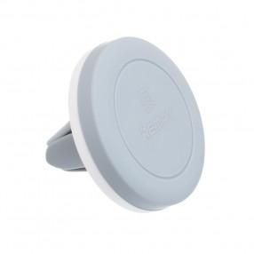 Автодержатель для телефона Remax бело-серый (RM-C10)