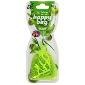 Ароматизатор Paloma Happy Bag Apple Яблоко