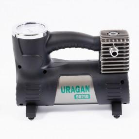 Автомобильный компрессор 12 В Uragan однопоршневой 40 л/мин (90210)