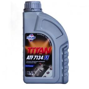 Трансмиссионное масло Fuchs Titan ATF 7134 FE 1 литр 600868611