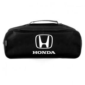 Сумка-органайзер в багажник черная полиэстер BELTEX Honda (SU38)