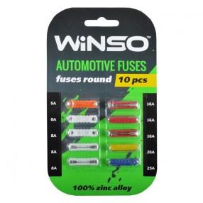 Предохранители цилиндрические Winso 10 шт